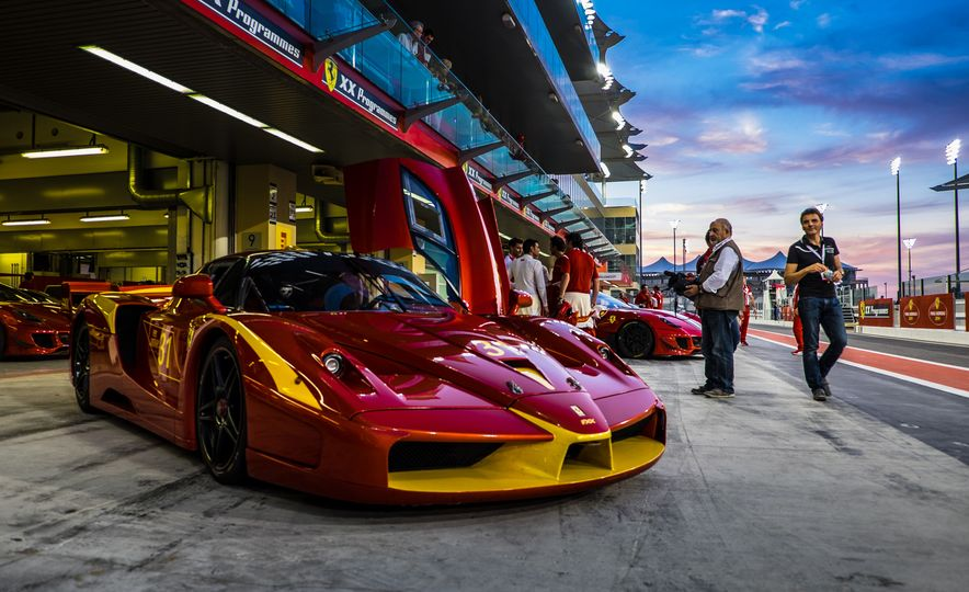 Tour the Madness of Ferrari's Finali Mondiali in Abu Dhabi [Mega-Gallery] - Slide 62