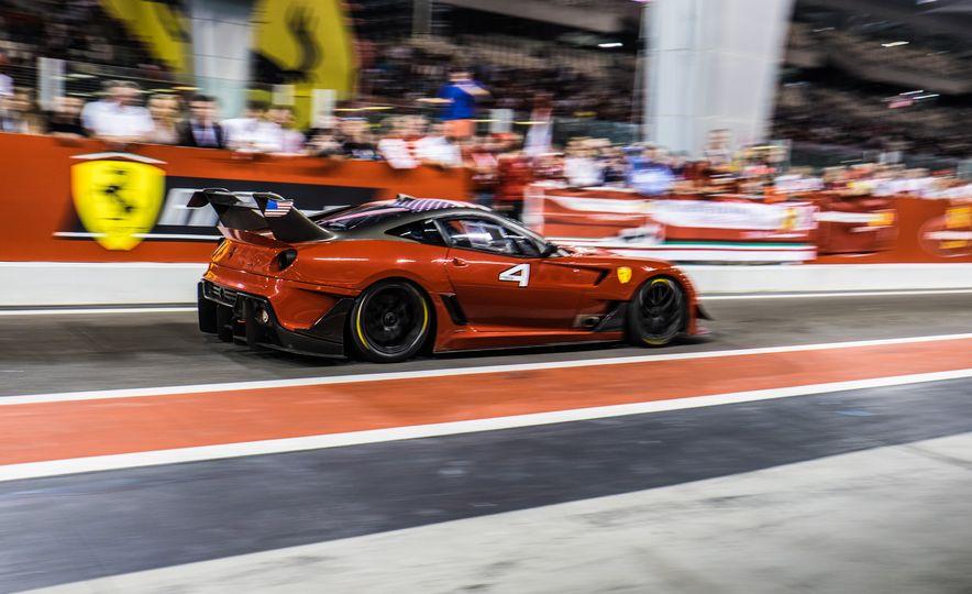 Tour the Madness of Ferrari's Finali Mondiali in Abu Dhabi [Mega-Gallery] - Slide 64