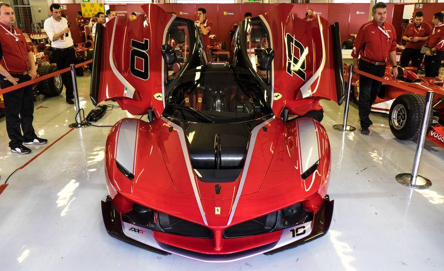 Tour the Madness of Ferrari's Finali Mondiali in Abu Dhabi [Mega-Gallery] - Slide 65
