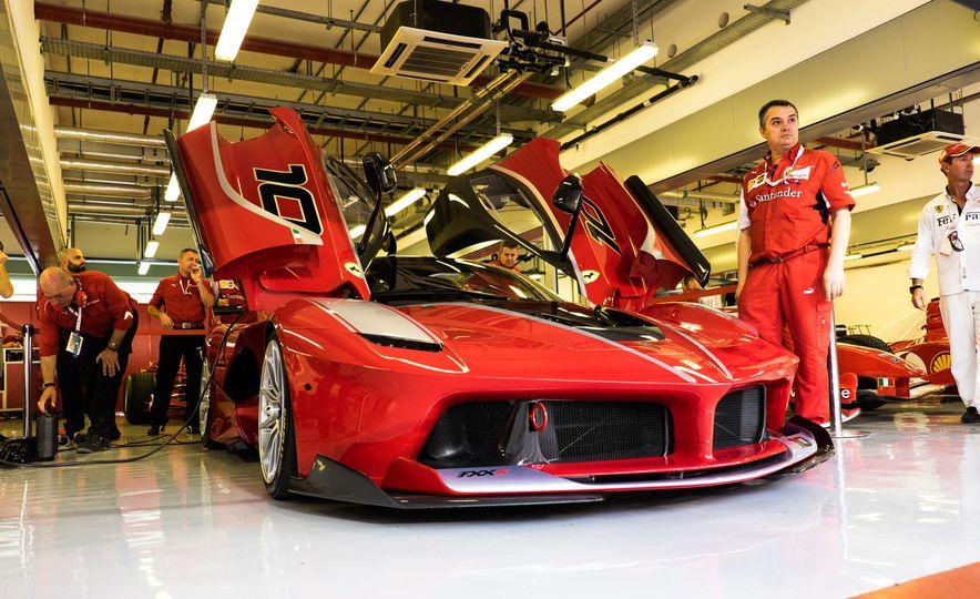 Tour the Madness of Ferrari's Finali Mondiali in Abu Dhabi [Mega-Gallery] - Slide 68