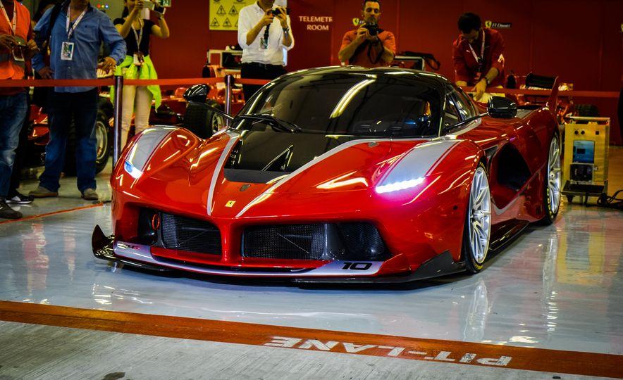 Tour the Madness of Ferrari's Finali Mondiali in Abu Dhabi [Mega-Gallery] - Slide 69