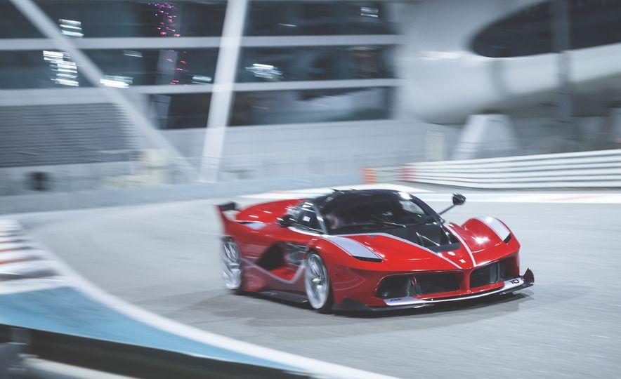Tour the Madness of Ferrari's Finali Mondiali in Abu Dhabi [Mega-Gallery] - Slide 71