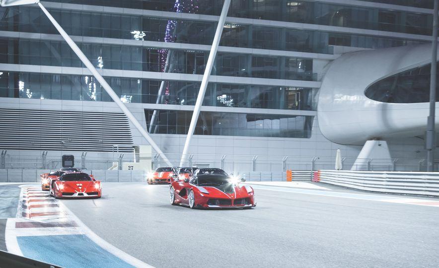 Tour the Madness of Ferrari's Finali Mondiali in Abu Dhabi [Mega-Gallery] - Slide 73