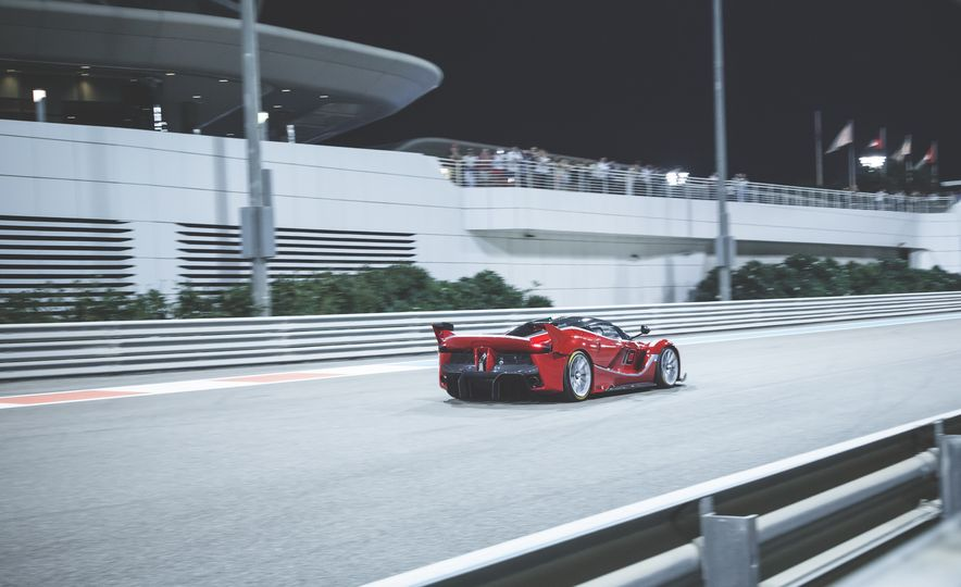 Tour the Madness of Ferrari's Finali Mondiali in Abu Dhabi [Mega-Gallery] - Slide 77