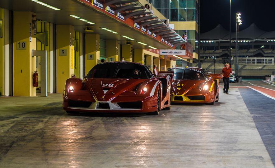 Tour the Madness of Ferrari's Finali Mondiali in Abu Dhabi [Mega-Gallery] - Slide 78