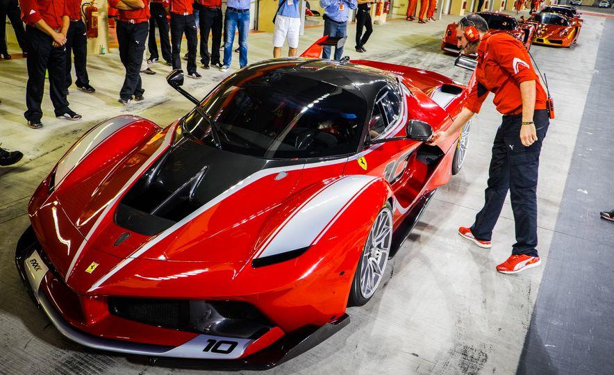 Tour the Madness of Ferrari's Finali Mondiali in Abu Dhabi [Mega-Gallery] - Slide 79