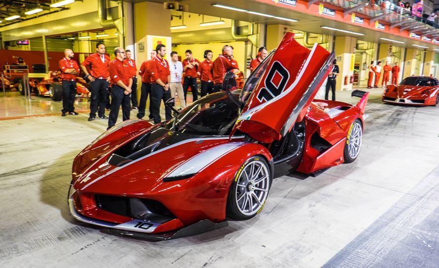 Tour the Madness of Ferrari's Finali Mondiali in Abu Dhabi [Mega-Gallery] - Slide 80