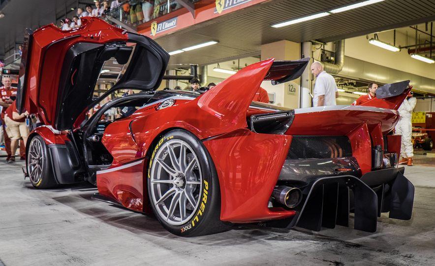 Tour the Madness of Ferrari's Finali Mondiali in Abu Dhabi [Mega-Gallery] - Slide 81