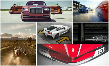 LaFerrari, Tesla, Mustang, and More: Our 45 Hottest Photos of the Year!