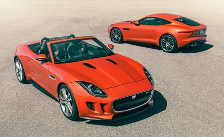 We Fill in the Blanks with JLR's Special Vehicle Ops (Including, Yes, a Mega F-type with AWD)