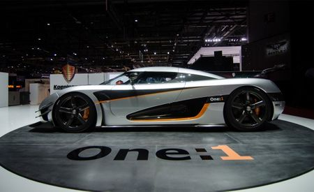 Keep Calm and Deploy 1341 Horsepower: Koenigsegg Puts Nürburgring Production-Car Lap Record in Its Crosshairs