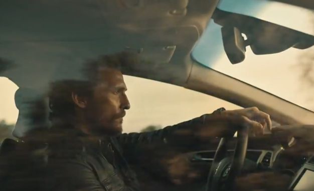 watch matthew mcconaughey s new lincoln mkz commercials news car