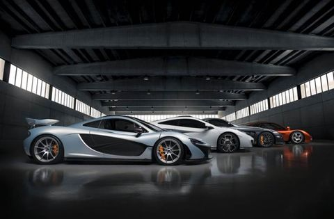 "Supercar Subdivisions: McLaren's ""Special Operations"" Division Details its Services"
