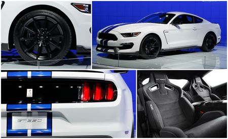17 Reasons the 2016 Mustang GT350's Chassis and Bodywork Are Incredible