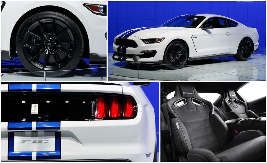 2016 Ford Mustang GT350 - Slide 1