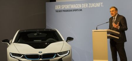 BMW's CEO Will Step Down in May