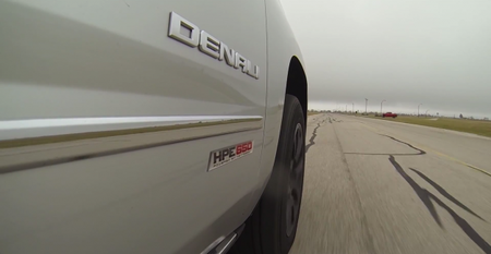 Hennessey's 2015 GMC Yukon HPE650 Accelerates Like a Mustang GT