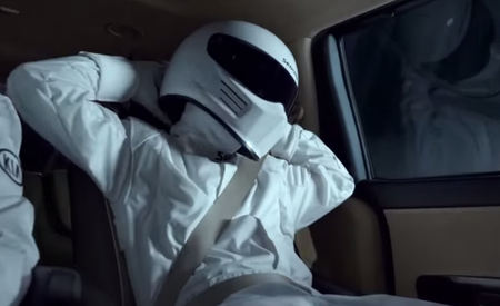 Kia's Stig-Lovin' Minivan Commercial Is Equally Brilliant and Baffling