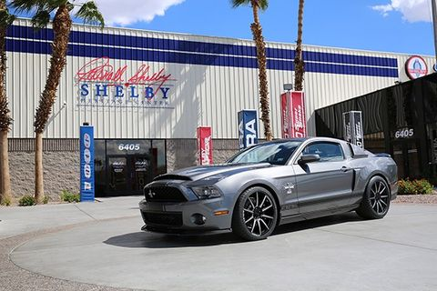 Amerigasm: Shelby Releases 50 Signature Edition Super Snakes