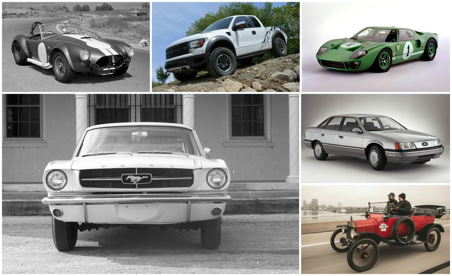 Ford-for-All: These Are the 20 Best Ford Cars of All Time - Slide 1