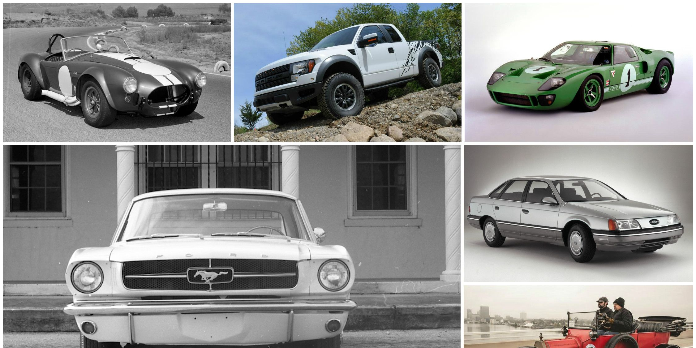 20 Best Classic Ford Cars Of All Time Old Ford Trucks We Still Love
