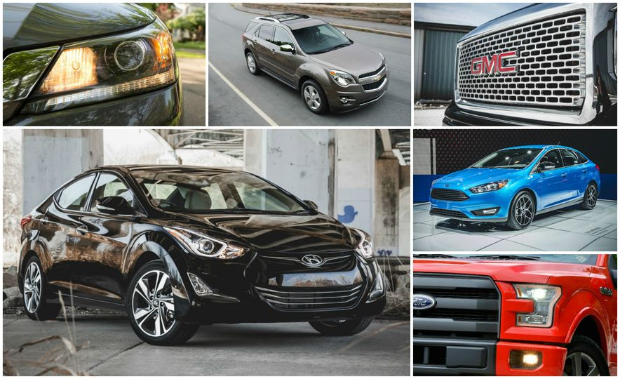 Magnus Numeris: Here Are the 21 Bestselling Vehicles of the Year - Slide 1