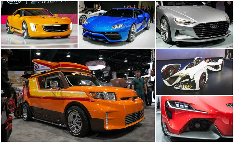 Fantastic Voyage: Presenting the Best Concept Cars of the Year
