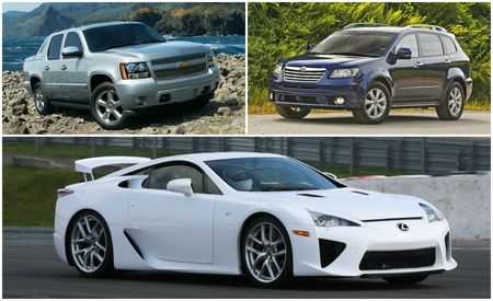 Last Call: 11 Discontinued Cars You Could Still Buy in 2014