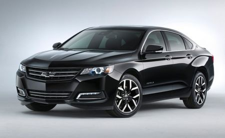 Batman as Middle Manager: Chevy to Introduce Blacked-Out Midnight Edition Impala