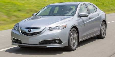 Stop-Sale Order Issued for Acura TLX with Push-Button Shifter, Recall Imminent