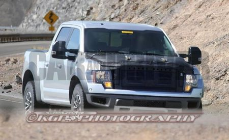 Beastly: Ford Trademarks EcoBeast Name, Possibly for 2016 Raptor