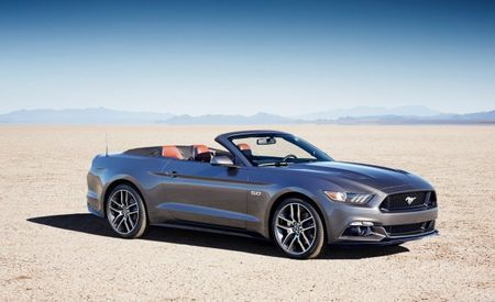 2015 Ford Mustang Convertible Hits Dealerships This Week