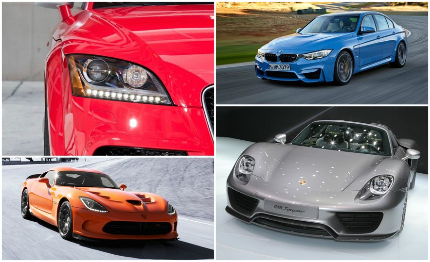 The Final Countdown: The 13 Worst-Selling Cars of 2014 - Slide 1