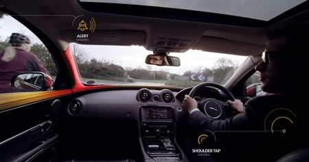 "Jaguar Land Rover Demos ""Instinctive"" Bicycle and Motorcycle Warning System [w/ Video]"