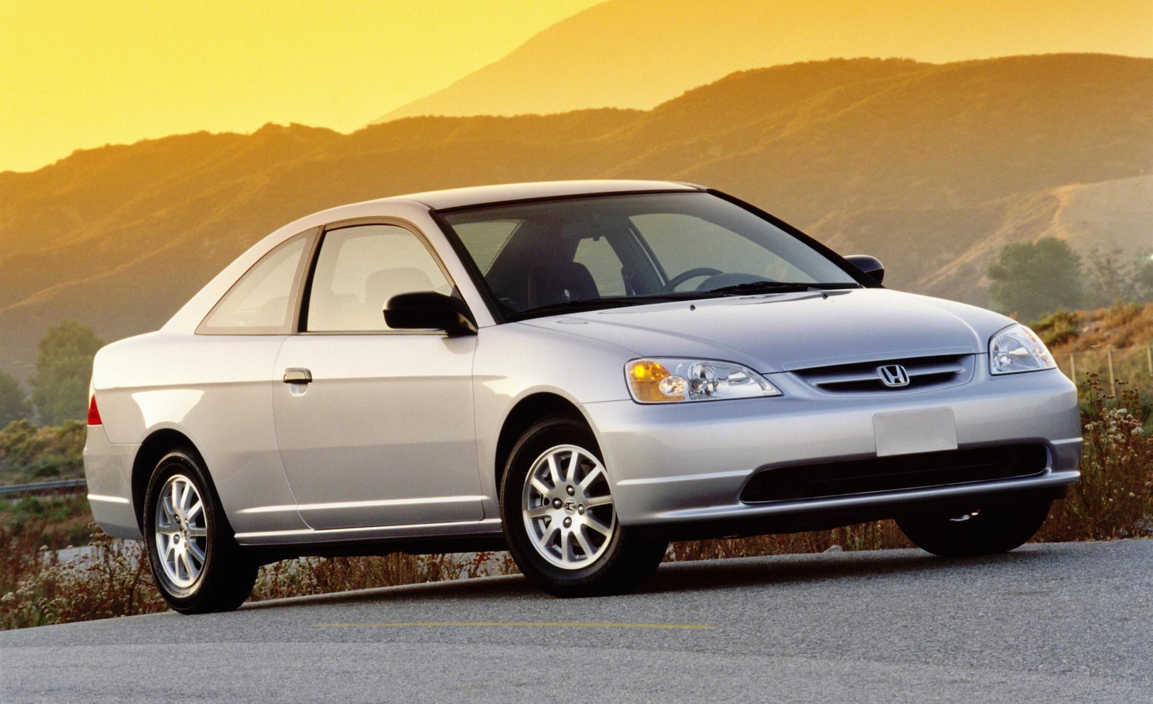 Civic Pride: A Visual History of the Honda Civic