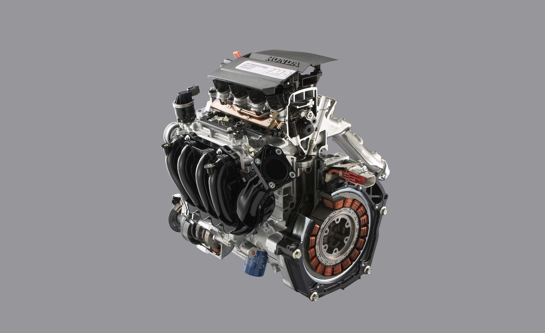Civic Pride A Visual History Of The Honda Flipbook Car Rhcaranddriver: 2004 Honda Civic Hybrid Engine Diagram At Elf-jo.com