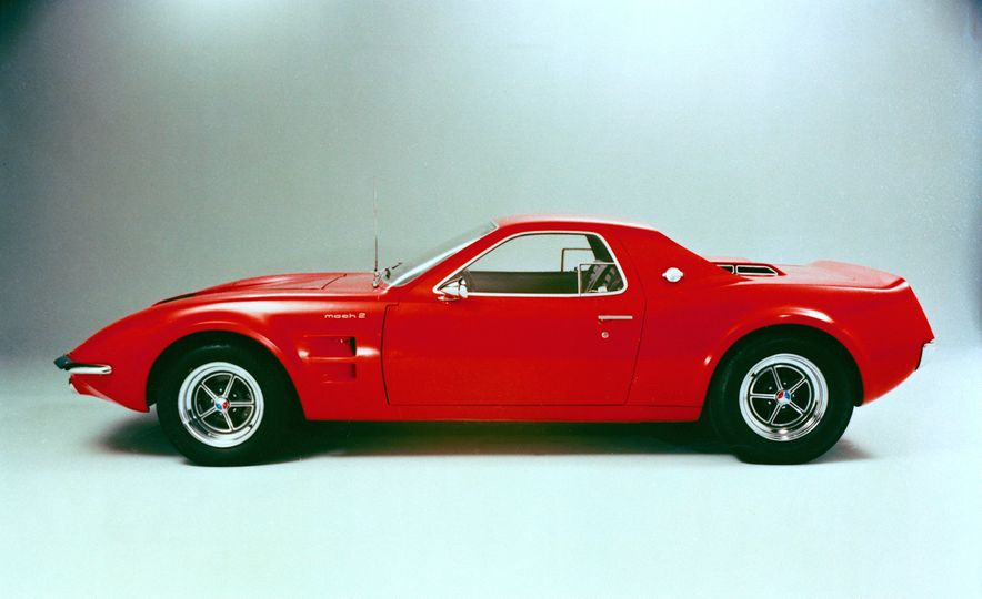 Baby Book: 13 Developmental Milestones of the Ford Mustang's Formative Years - Slide 13