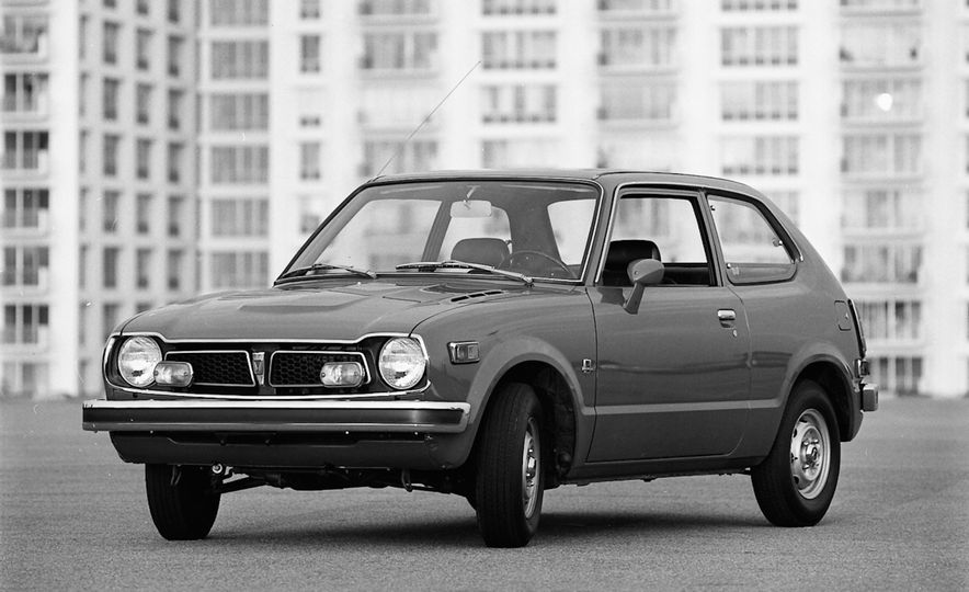 Civic Pride: A Visual History of the Honda Civic - Slide 2