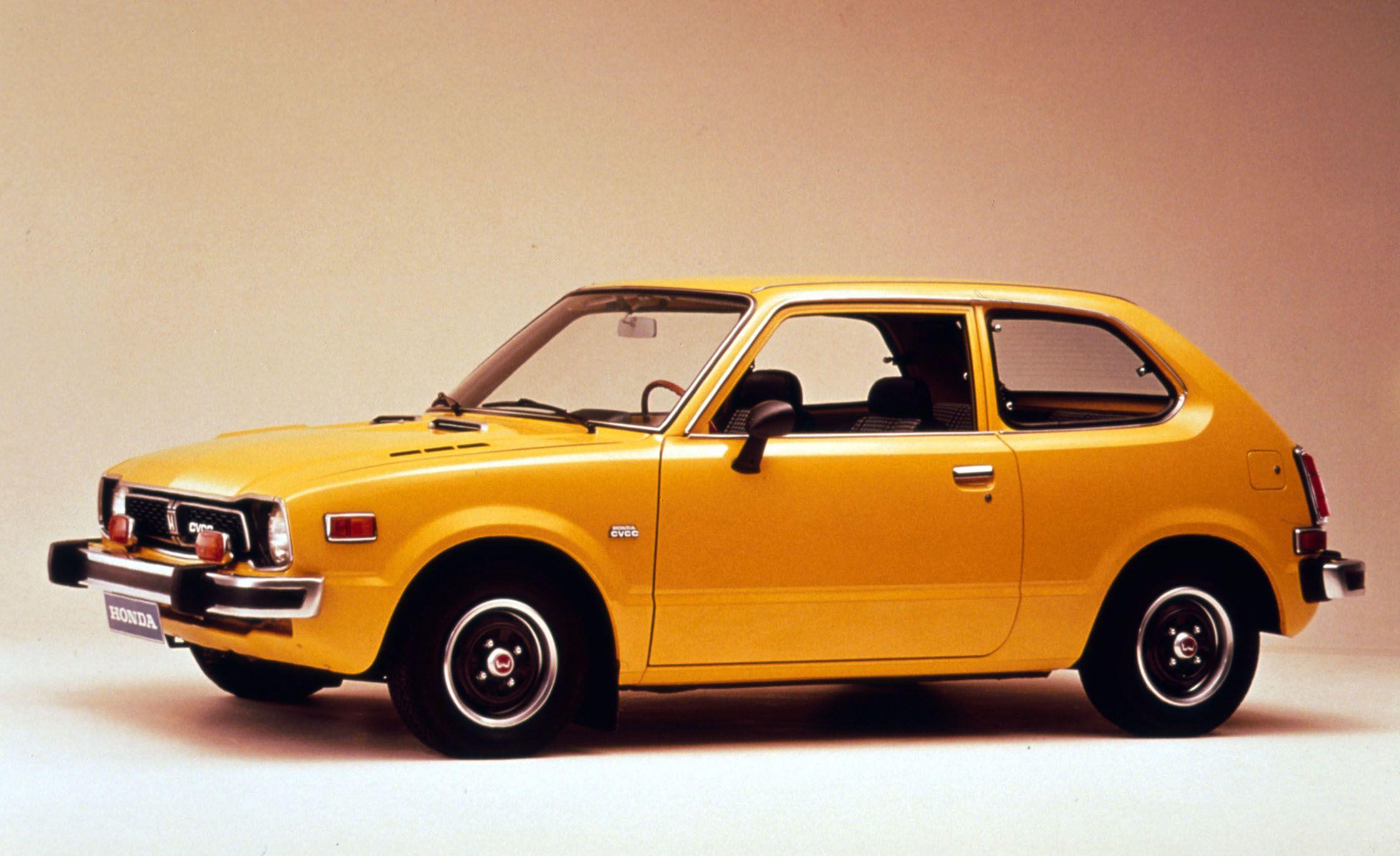 Civic Pride A Visual History Of The Honda