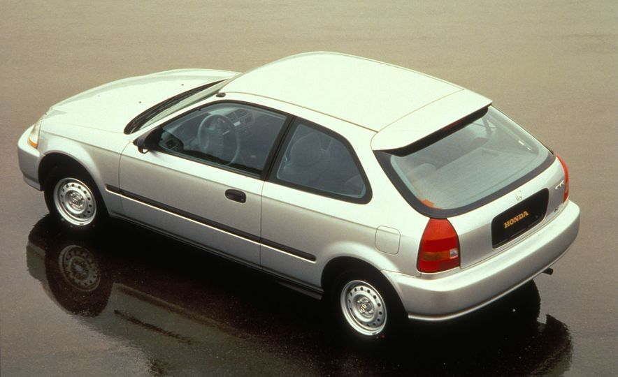 Civic Pride: A Visual History of the Honda Civic - Slide 20