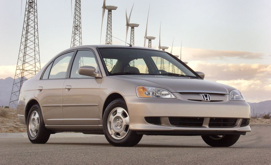 Civic Pride: A Visual History of the Honda Civic - Slide 25