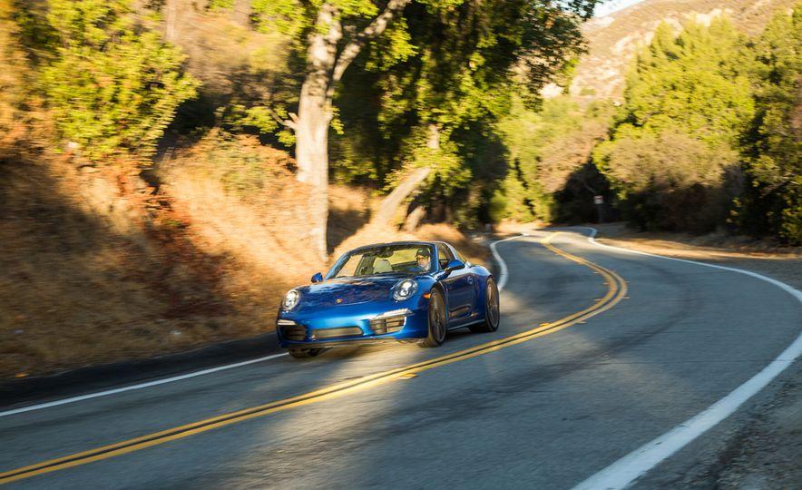 2014 Porsche 911 Targa 4S - Slide 2