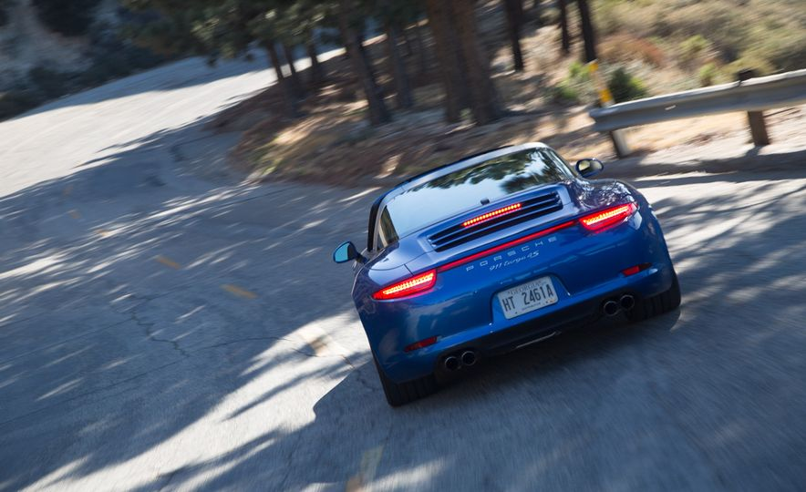 2014 Porsche 911 Targa 4S - Slide 5