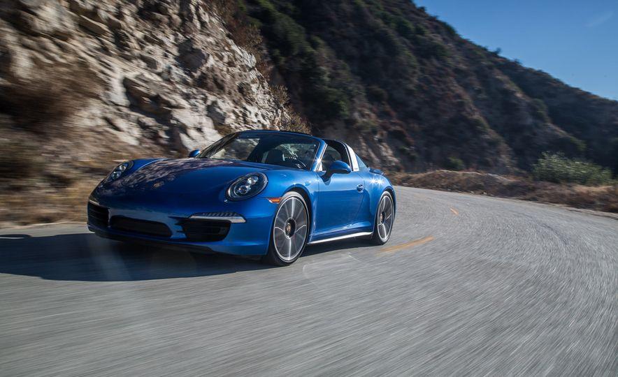 2014 Porsche 911 Targa 4S - Slide 7