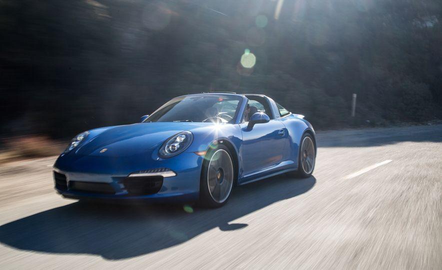 2014 Porsche 911 Targa 4S - Slide 8