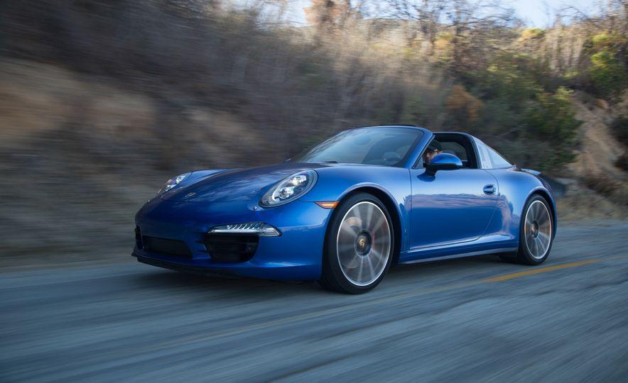 2014 Porsche 911 Targa 4S - Slide 11