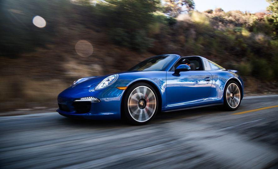 2014 Porsche 911 Targa 4S - Slide 12