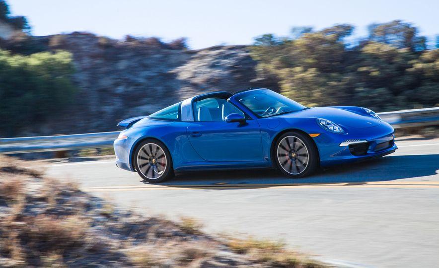 2014 Porsche 911 Targa 4S - Slide 13