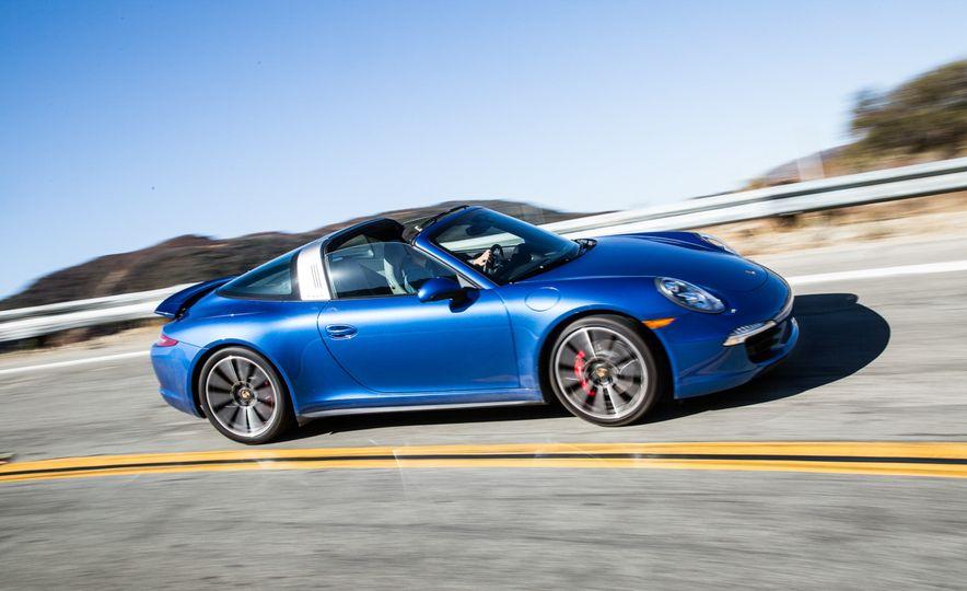 2014 Porsche 911 Targa 4S - Slide 14