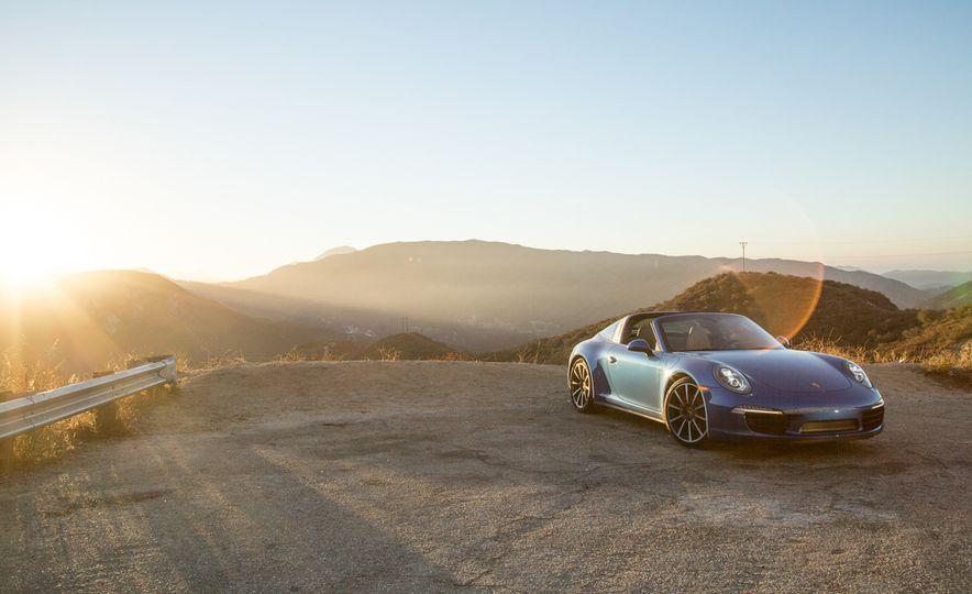 2014 Porsche 911 Targa 4S - Slide 19